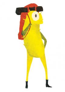 figuur-geel